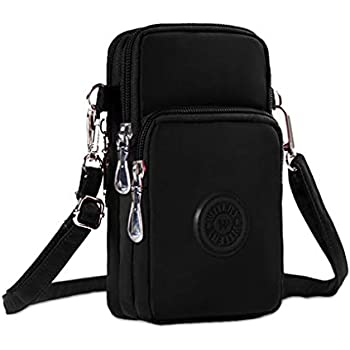 Amazon.com: WITERY Waterproof Nylon Cute Crossbody Cell