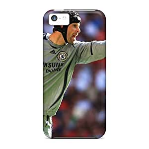 linJUN FENG(GiWMH498uRyTN)durable Protection Case Cover For iphone 6 plus 5.5 inch(the Player Chelsea Petr Cech)