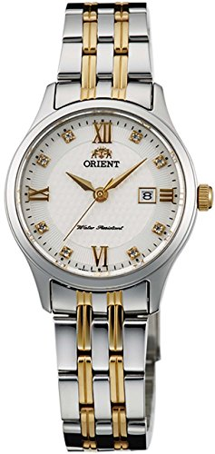 ORIENT Ladies Watch WORLD STAGE COLLECTION Mechanical self-winding WV0121SZ milky white WV0121SZ