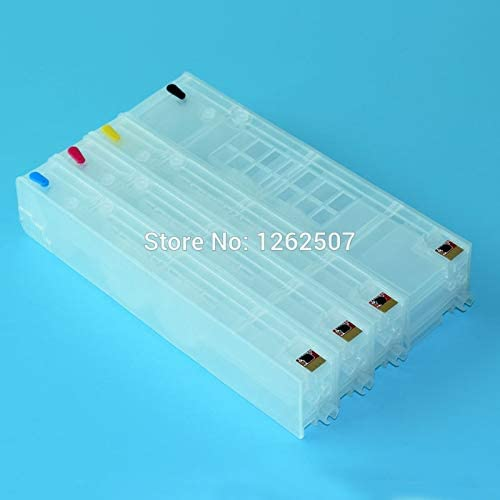 HP980Xl Refillable Ink Cartridge With Show Ink Level Arc Chip for HP Officejet Enterprise X585Dn X585F X585Z X555Dn X555 Printer Printer Spare Parts