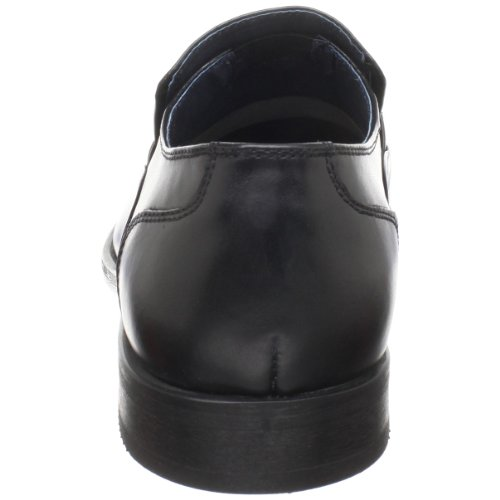 Steve Madden Hombre Roddey Slip-on Cuero Negro