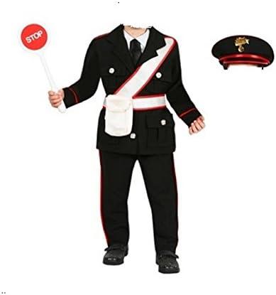 Vestito Carabiniere Bambino.Chance Sas Vestito Di Carnevale Bambino Carabiniere 4 5 Anni 87 Cm Amazon It Giochi E Giocattoli