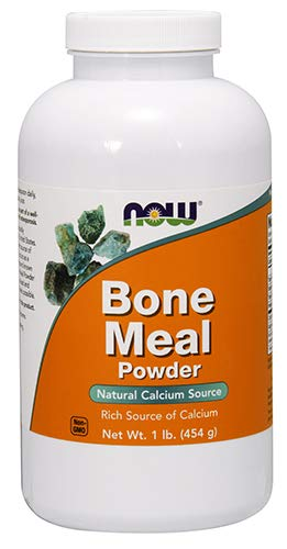 NOW Foods, Bone Meal Powder, 1 lb. (454 g) Review