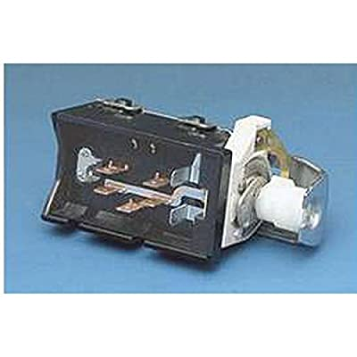 Eckler's Premier Quality Products 40170057 Full Size Chevy Headlight Switch