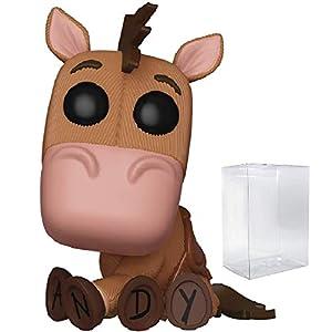 Disney Pixar: Toy Story – Bullseye Funko Pop! Vinyl Figure (Includes Compatible Pop Box Protector Case)