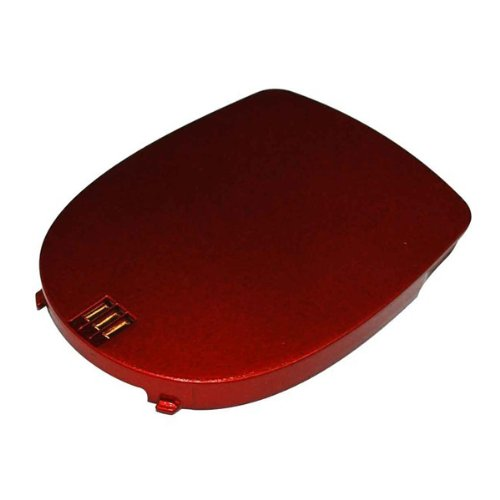 Magnifying Aids Samsung Jitterbug CDMA Phone Battery - Red