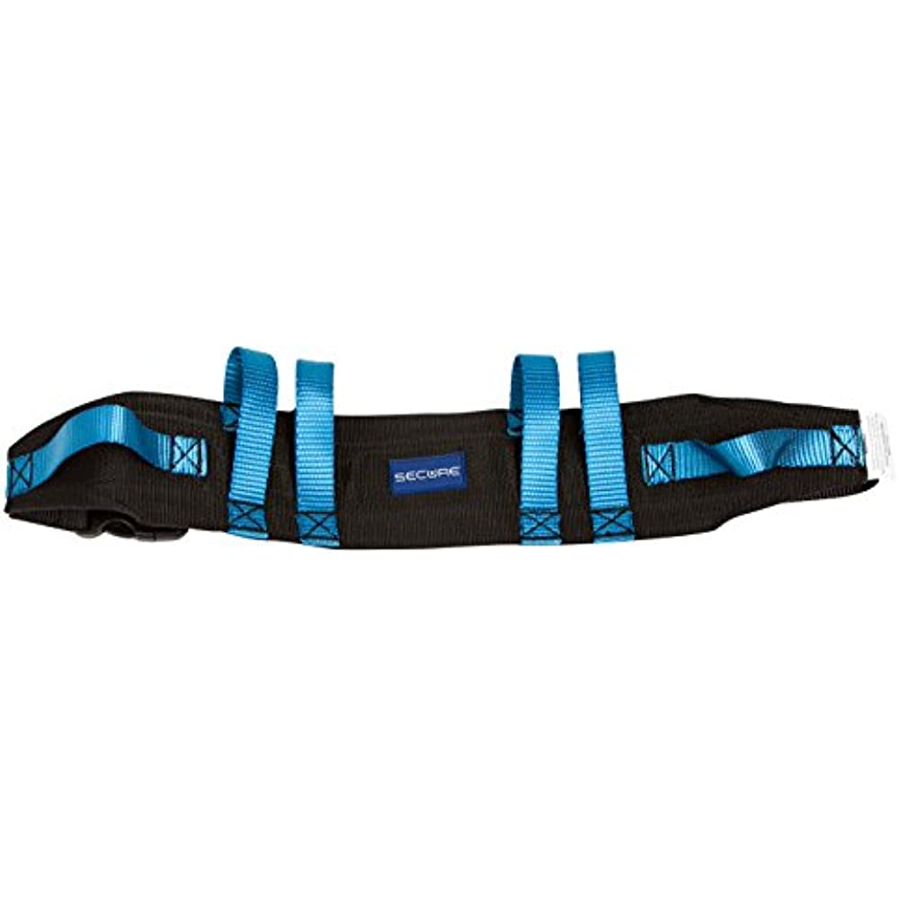 Secure Standing Aids & Supports Transfer Walking Gait Belt