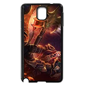 Samsung Galaxy Note 3 Cell Phone Case Black League of Legends Lord Darius Mmoru