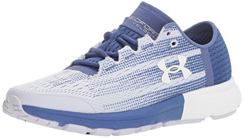 Under Armour Men's Speedform Velociti Running Shoe Lavender Ice (500)/Deep Periwinkle 6.5 (Periwinkle Cross)