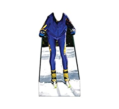 CURLER Stand-In CARDBOARD CUTOUT Standup Standee Standin Curling FREE SHIPPING