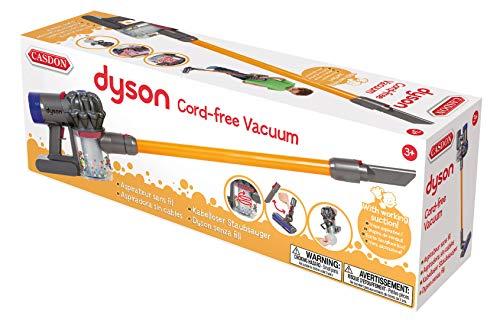 41NCwSDmniL - Casdon - Little Helper Dyson Cord-Free Vacuum Cleaner Toy