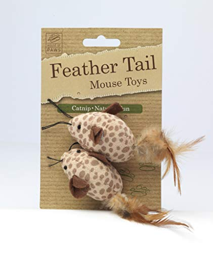 House of Paws Really Mice Catnip Mouse