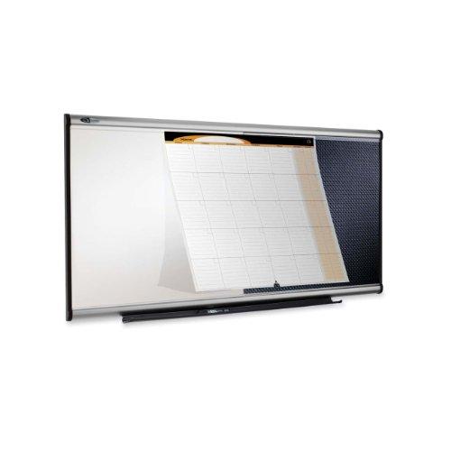 Quartet Prestige 3-In-1 Combination Board, 4 x 2 Feet, Aluminum Frame (CBD544A) by Quartet