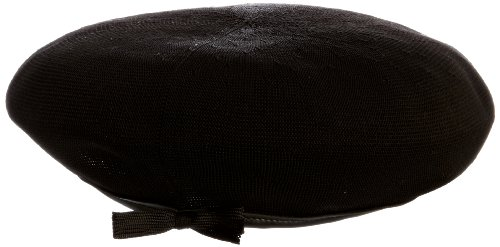 Kangol Men's Tropic Monty, Black, Medium