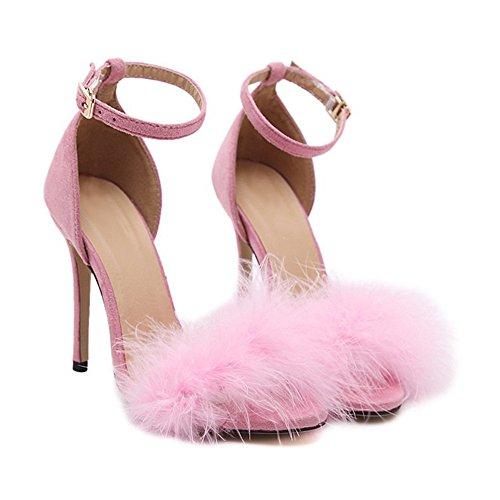 hoge hakken sandalen