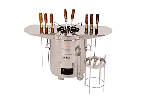 Tandoor-Home Tandoor Oven-SS2 Ultima-Large Home Tandoor -