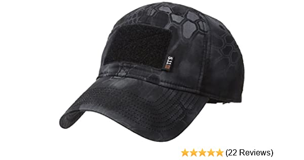 7f45272af20ad Amazon.com  5.11 Tactical Kryptek Cap