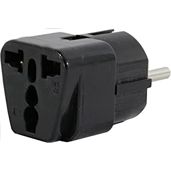 Amazon.com: US to PARIS in FRANCE Travel Adapter Plug for