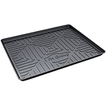 """FH Group F16407-40 Black 40"""" Premium Multi-Use Cargo Tray (Car SUV and Garage Trunk Mat)"""