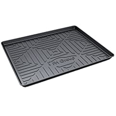 Our premium all-weather cargo tray will deliver the ultimate protection for your trunk. Heavy duty rubber material protects your trunk against spills and messy cargo and a specially finished surface keeps your haul from shifting around. The F...