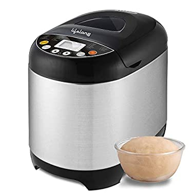 Lifelong Atta and Bread Maker 550 Watt (19 Pre-Set Menu with Adjustable Crust Control) 7
