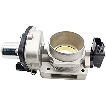 Lincoln LS//Town Car Mercury Grand Marquis//Mountaineer OCPTY New Electric Throttle Body Replace 67-6000 Fuel Injection Throttle Body Assembly fit for Ford