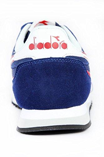 Saltire Bordeaux W Malone Navy Diadora Sneaker Donna IfwOqqS0x