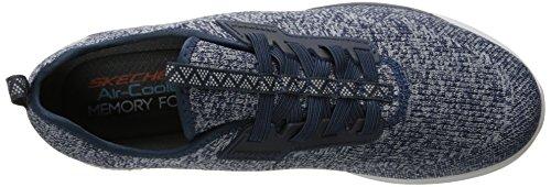 Skechers Sport Mens Mens Matrixx Guyton Mode Sneaker Navy