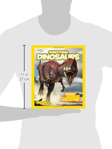 National Geographic Kids Everything Dinosaurs: Chomp on Tons of Earthshaking Facts and Fun by imusti (Image #5)