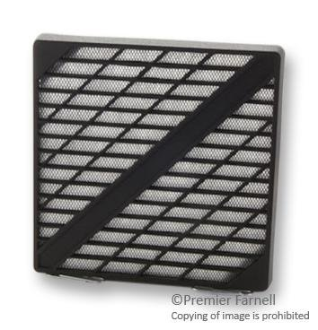 EBM PAPST PMFA120T FAN FILTER ASSEMBLY, 120MM (1 piece)