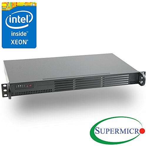 Supermicro Xeon D-1528 6-Core Mini 1U Rackmount w/Dual Intel 10GbE, RS-SMX106C4N