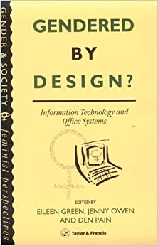 Book Gendered Design?: Information Technology And Office Systems (Gender and Society)