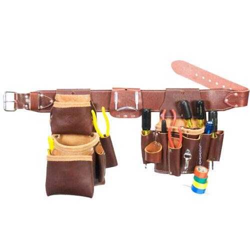 Occidental Leather 5036 M Leather Pro Electrician Set
