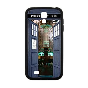 Cool painting Blue police box Cell Phone Case for Samsung Galaxy S4