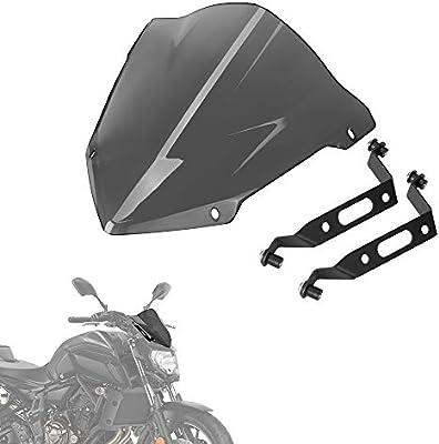 Pro Braking PBK5508-TPU-SIL Front//Rear Braided Brake Line Transparent Purple Hose /& Stainless Banjos