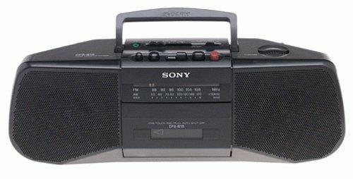 Sony Dual Cassette Radio - 2