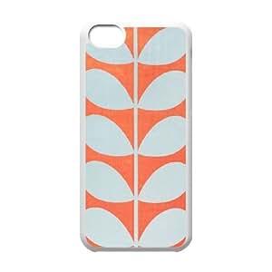 iPhone 5C Phone Case White orla kiely BVGJ8792377