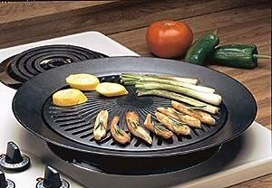 Amazon Com Chefmaster Smokeless Indoor Stove Top Barbecue