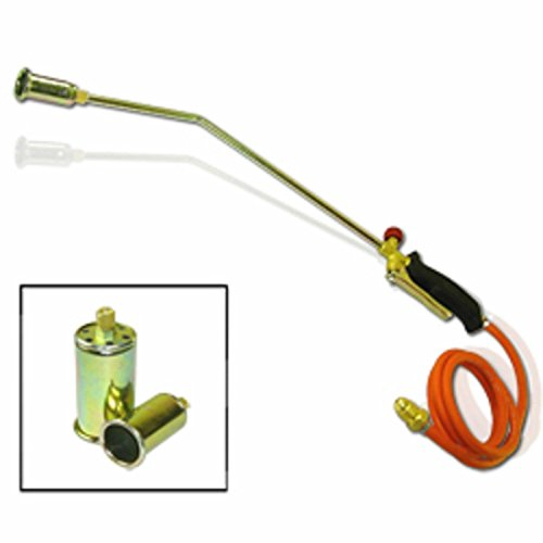 Propane Burning Lpg Gas Torch Ice Melter Roofing Tar Weed...