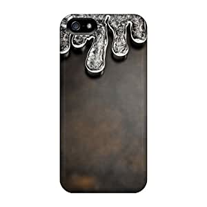 New Snap-on JamesDLaughlin Skin Case Cover Compatible With Iphone 5/5s- Holidays New Year Wallpapers Christmas Theme