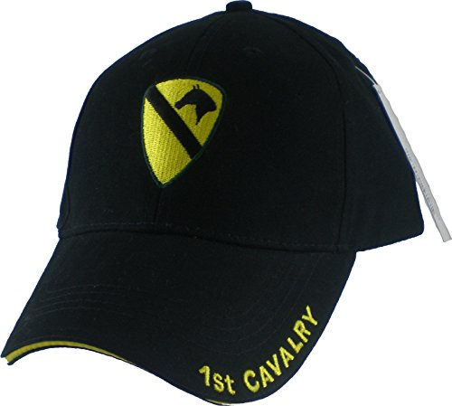 New Army 1st Cavalry Low Profile Cap (1st Cavalry Ball Cap)