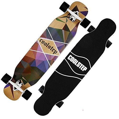 BeTyd Cool Skateboard Durable 1pc 2019 New 107 23cm Long Board 70 51mm 78A Wheel Dancing Board-L