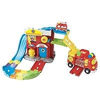 VTech Go! ¡Ir! Smart Wheels Fire Command Centro de juego de rescate