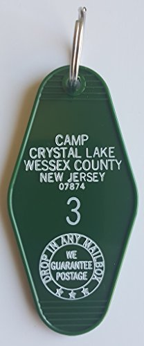 Friday the 13th Camp Crystal Lake