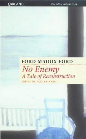 book cover of No Enemy