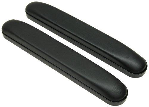 Karman Full Length Armpad with Cushion, Black Color