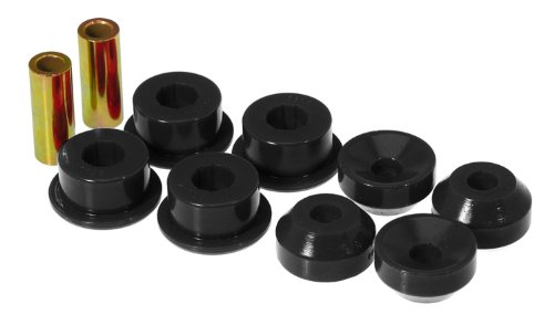 Prothane 8-901-BL Black Front Shock Bushing Kit - 1990 Acura Integra Shock