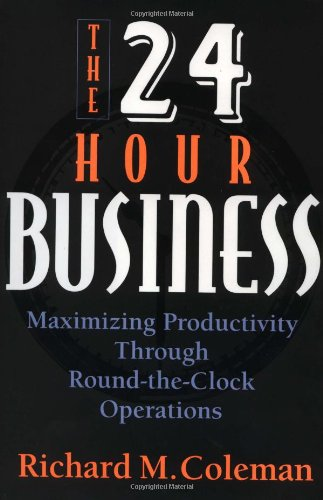 The 24-Hour Business: Maximizing Productivity Through Round-the-Clock Operations