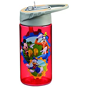 Disney Jr. Mickey Mouse Club 14 Oz. Water Bottle