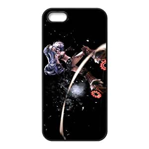 Final Fantasy iPhone 4 4s Cell Phone Case Black L4051124